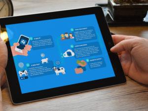 Desenvolvimento de materiais digitais para a 4milk